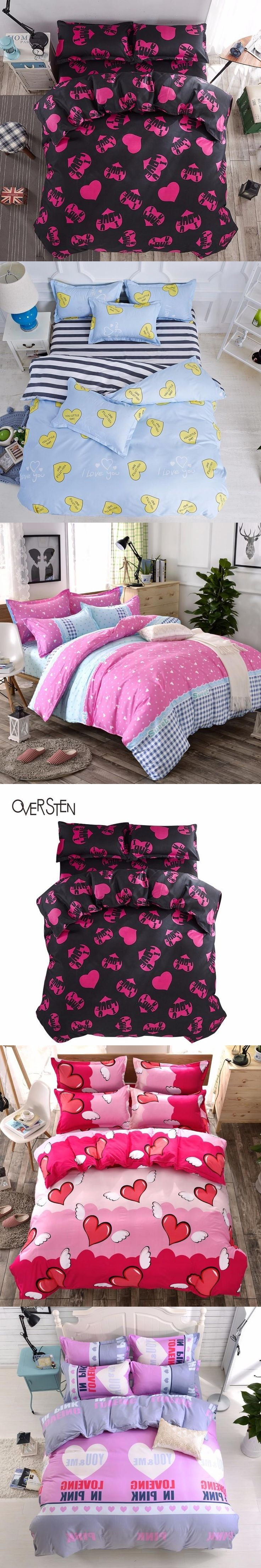 oversten dobby style double single bedding set twin queen king size duvet cover set geometric pattern