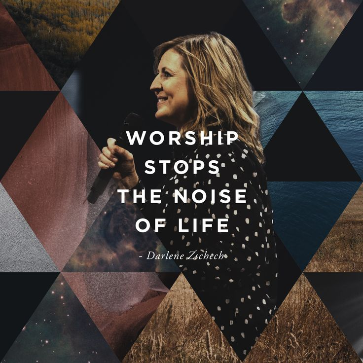 """Worship stops the noise of life."" - Darlene Zschech // Heaven Come Conference in Los Angeles, May 25-27th, 2016 // bethelmusic.com/heavencome"