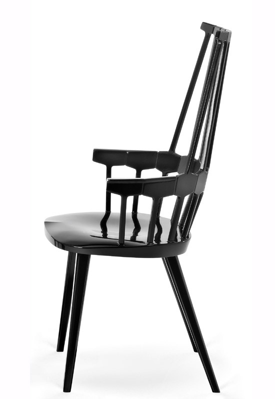 patricia urquiola: comback chair for kartell