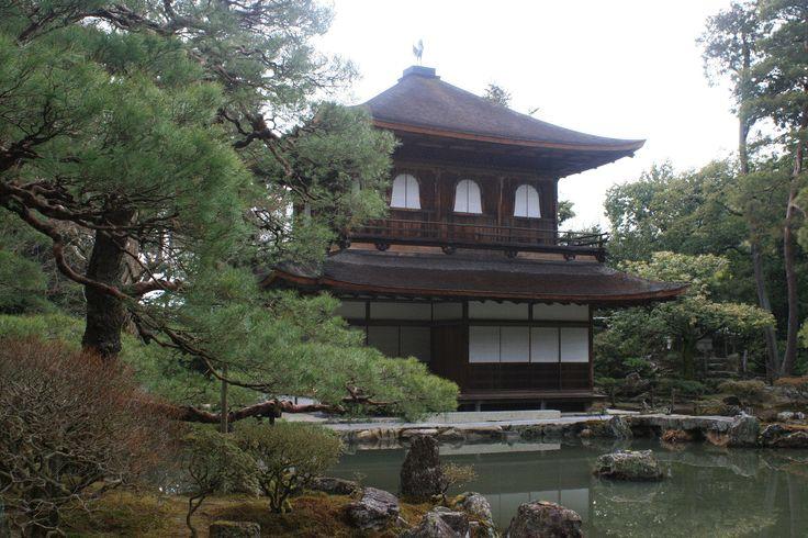 Ginkaku-ji Temple   銀閣寺