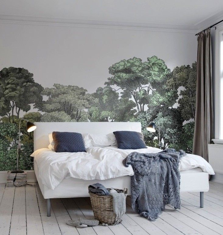 Rebel Walls Wallpaper Bellewood I Remodelista.