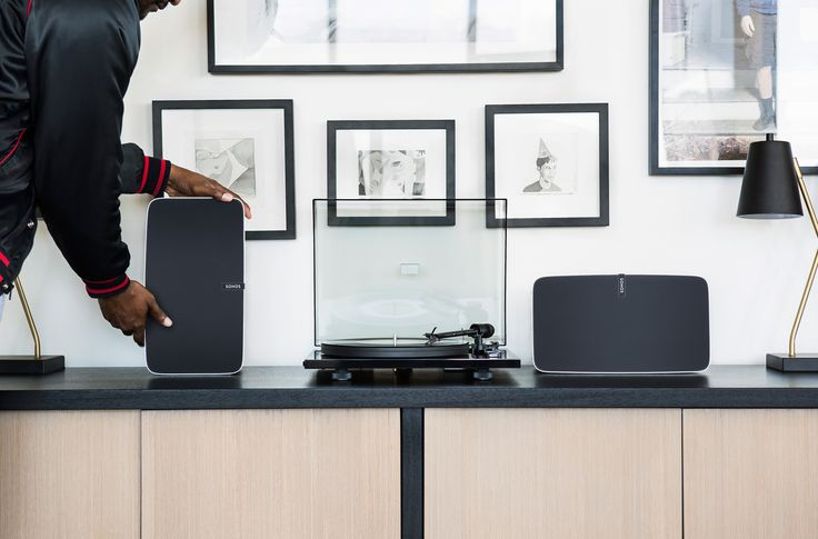With vinyl stronger than ever, we've made it simple to hook up your turntable to your Sonos system and listen out loud to all the records you love.