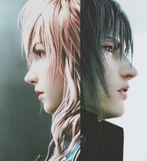 Final Fantasy XIII Lightning - Final Fantasy XIII: Versus Noctis