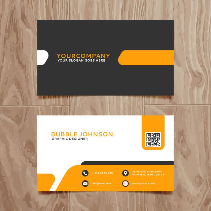 35 Best Business Card Design Images On Pinterest | Business Card