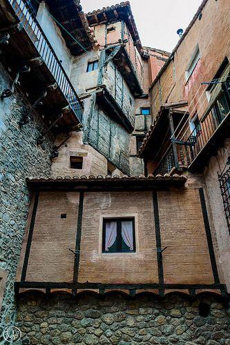 #Albarracín un lugar mágico en #Aragon