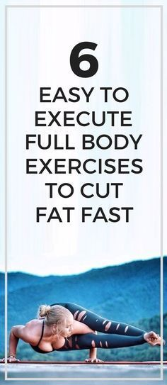 how to cut fat fast
