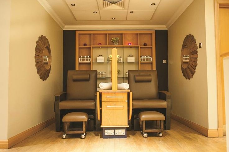 Our Manicure and Pedicure Stations at The Cottons Hotel & Spa
