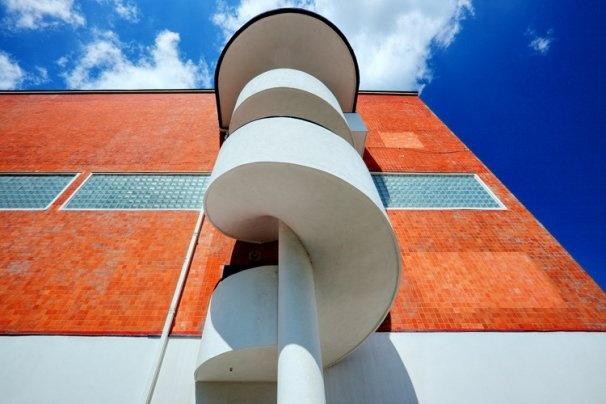 Pavilon na výstavišti od Bohuslava Fuchse - Brno