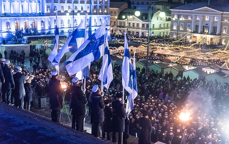 The centenary of Finland's independence was celebrated with aplomb both in Finland and overseas.
