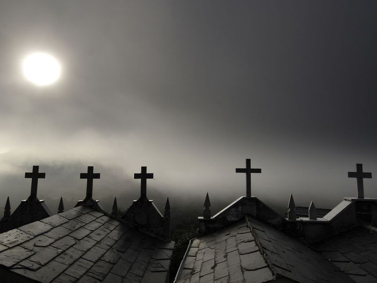 Sunlight and Fog, Spain  Photograph by Jim Richardson, National Geographic