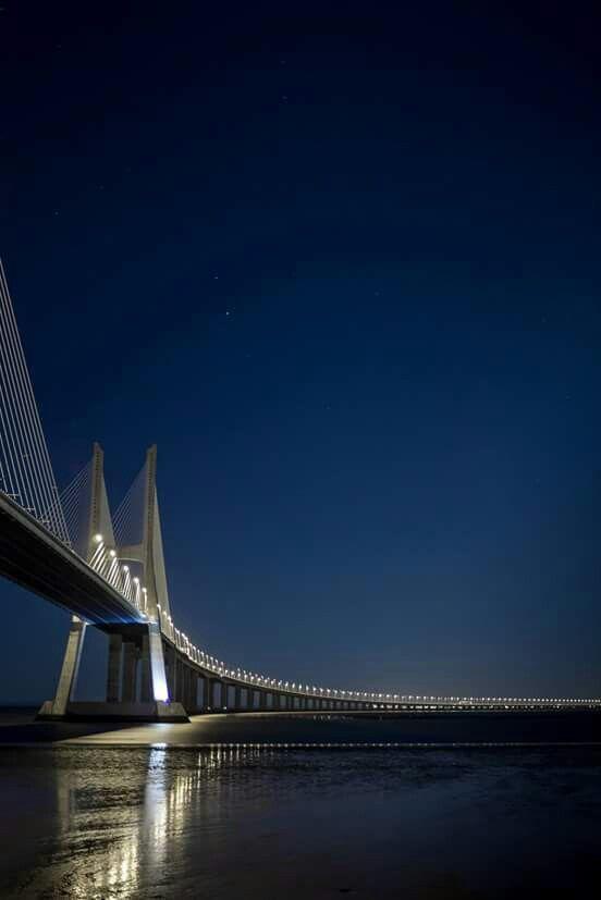 Ponte Vasco da Gama, Lisboa - PORTUGAL