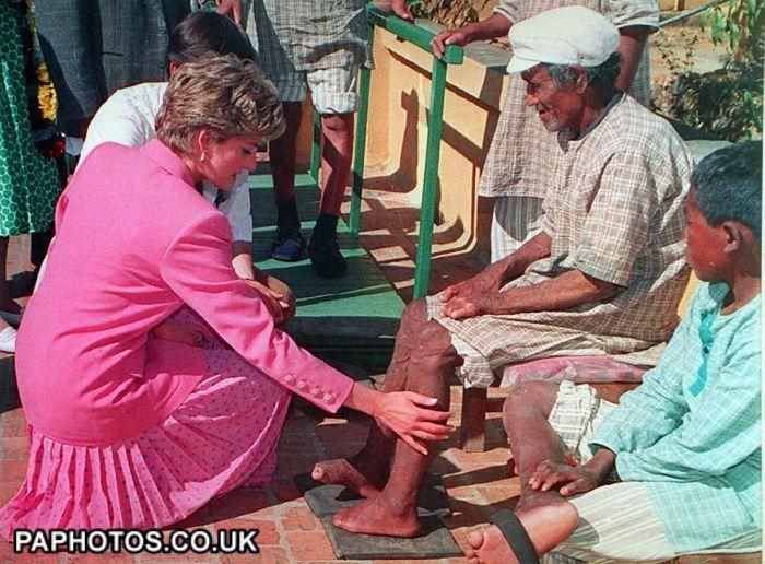 Image detail for -ROYAL Diana/Kathmandu file   Page 1   Charity Work, and Princess Diana ...