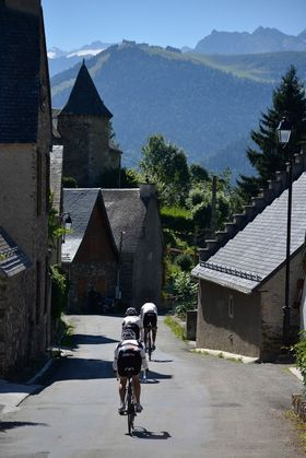 Battling through the Haute Route Pyrenees