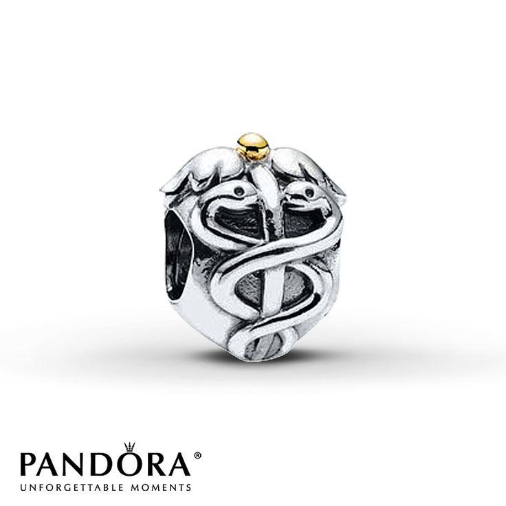 "Pandora ""Life Saver"" charm"