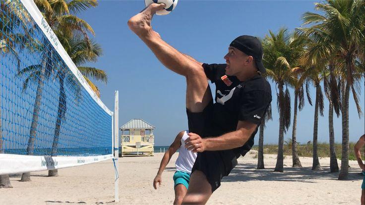 Bruno Soares dá show, e Jamie Murray surpreende no futevôlei em Miami #sportv