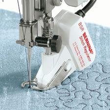 BERNINA 580 – Now with expanded accessories - BERNINA