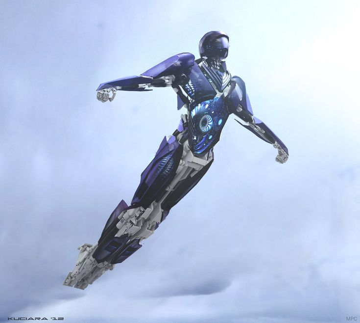 X-MEN: DAYS OF FUTURE PAST: Futuristic Sentinels Concept Art by MPC (Moving Picture Company)