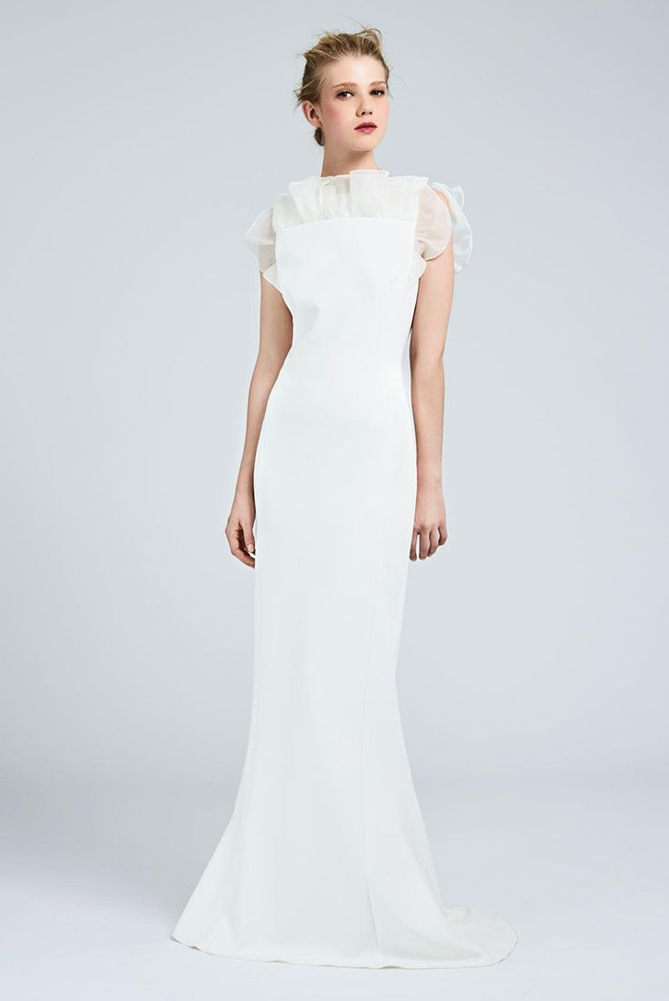 11 best Modern Lace images on Pinterest | Wedding ideas, Mise en ...