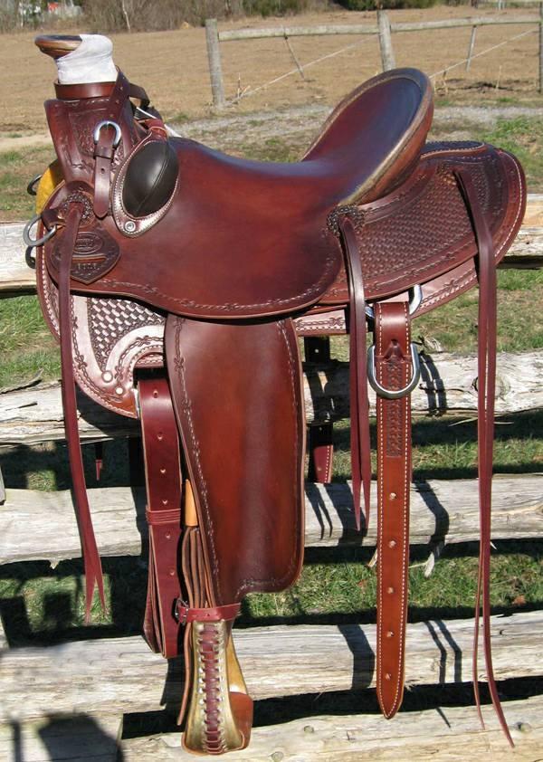 Roper Saddle