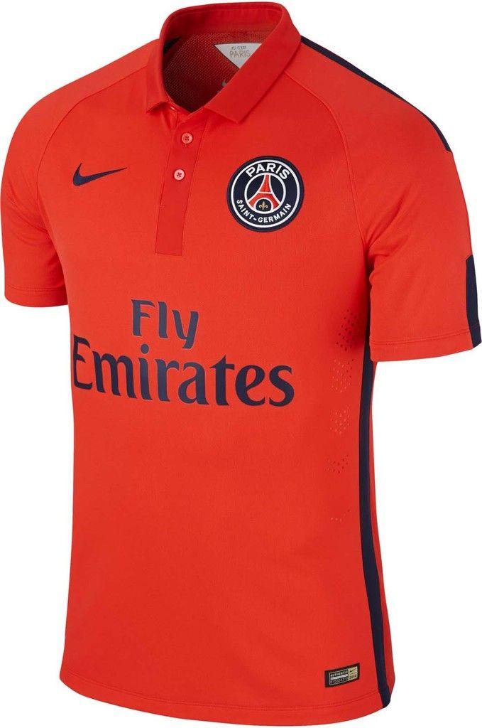 """O """"mais do mesmo"""" na camisa 3 do PSG - http://www.colecaodecamisas.com/camisa-tres-paris-saint-germain-temporada-2014-2015/ #colecaodecamisas #Campeonatofrances, #Championsleague, #Nike, #Psg"""