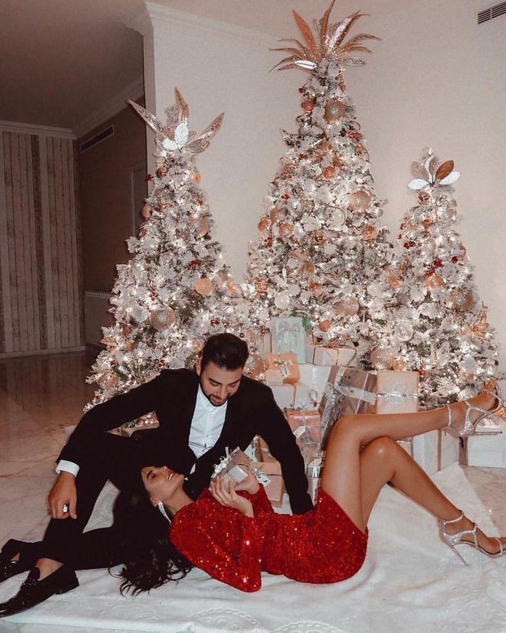#love #christmas #couple #mood #dream #tree
