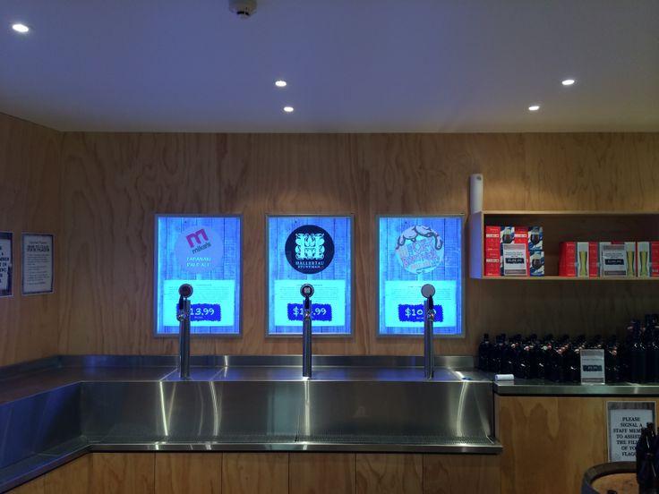 LED lightboxes #led #display #lightbox