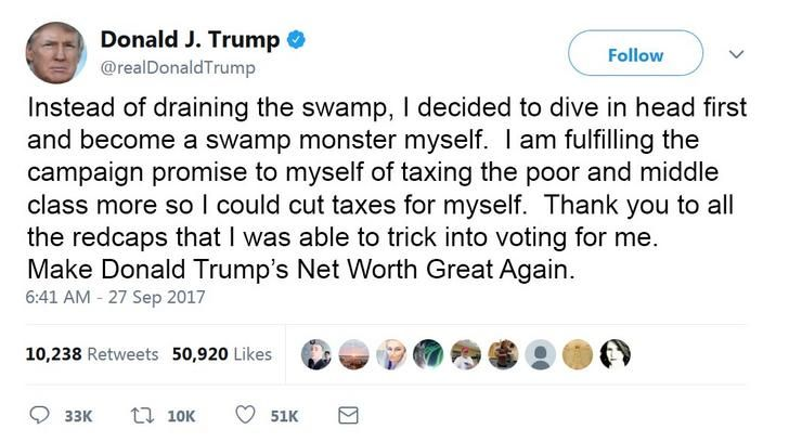 Make Donald Trump's Net Worth Great Again