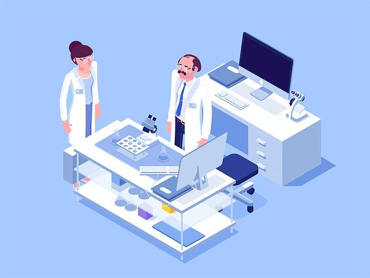 Laboratory by Igor Kozak