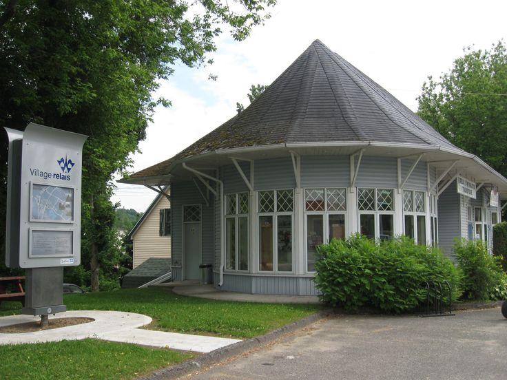 Bureau d'information touristique - Danville
