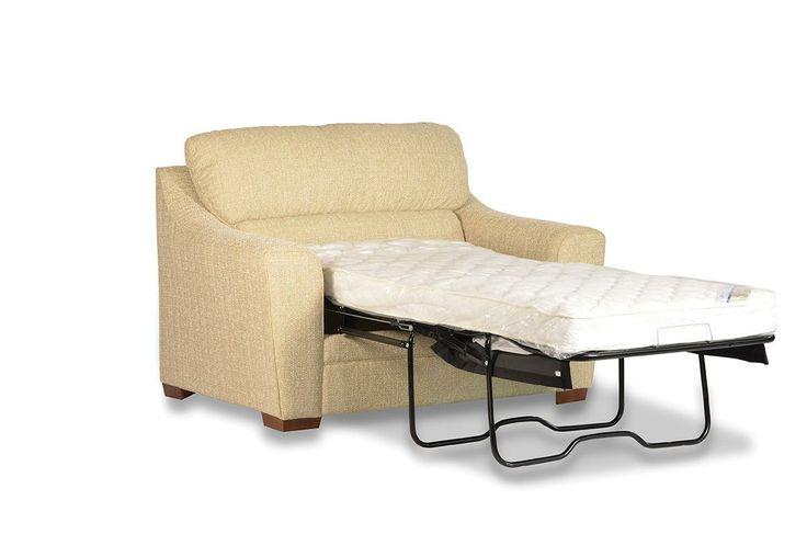 Kayden Supreme Comfort Twin Sleep Chair By La Z Boy