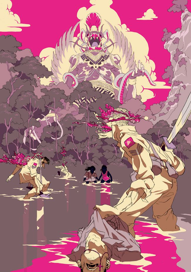 "'The Divine'| ""Havoc"" 