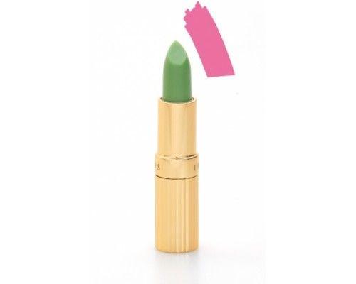 Ikos Renk Değiştiren Kalıcı Ruj Yeşil - Pembe 3,5 gr.