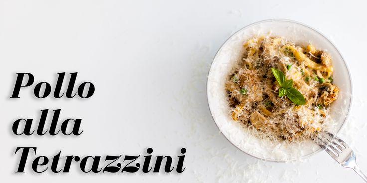 Kylling Tetrazzini - https://foodgeek.dk/da/kylling-tetrazzini/