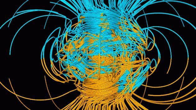 Cientistas alertam: Terra se prepara para inverter a polaridade de seu campo magnético, e suas consequências poderão ser devastadoras