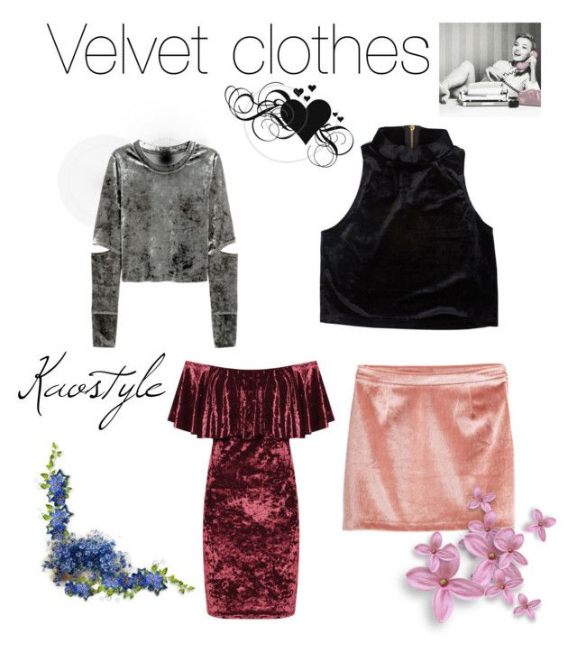 """""""Sin título #16"""" by karen-svar on Polyvore featuring moda, H&M y WearAll"""