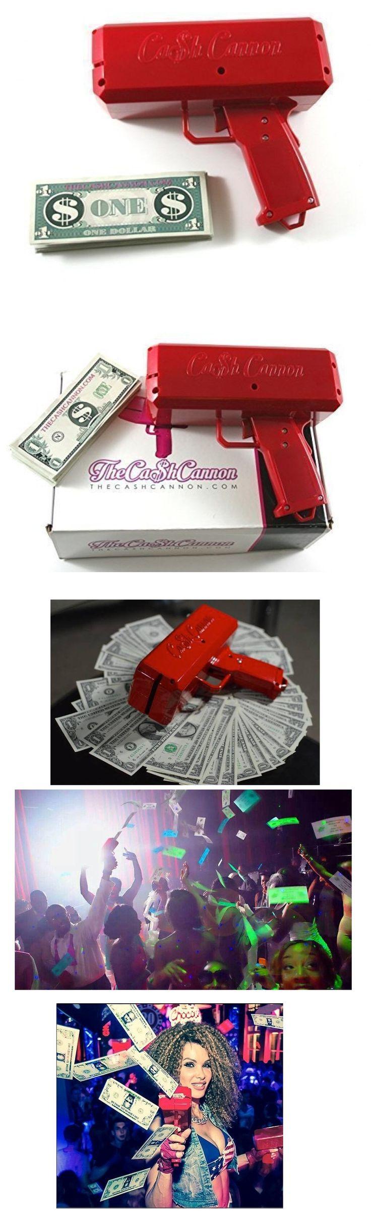 Strip Club Cash Cannon