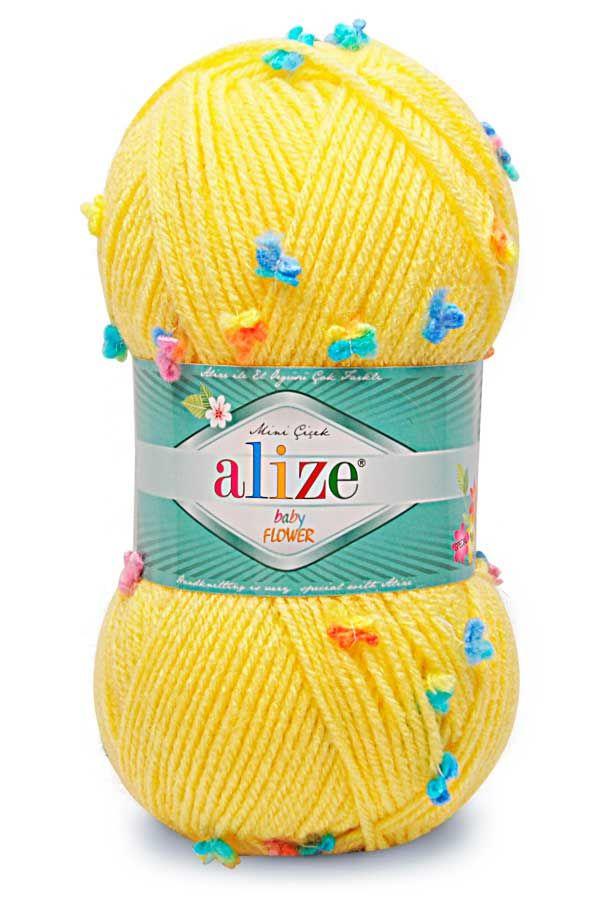 ALIZE Baby Flower