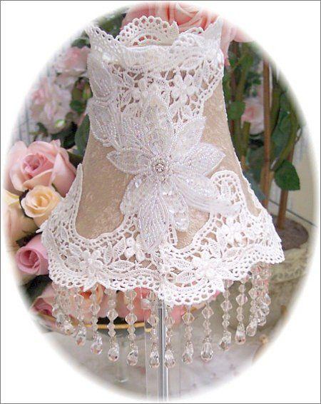 Taupe Silk Velvet Shade  $59.99  Available at www.bellarosadesigns.com