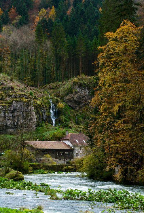 River House, Switzerland