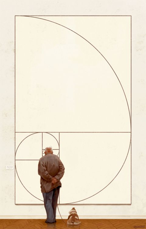 The Golden Ratio - Michal Urbanski floyd