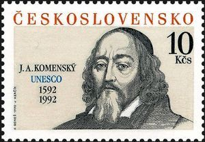 Jan Ámos Komenský (Comenius), Educator