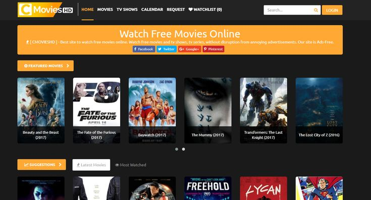 Watch Movies Online free, in high quality. You also can download any movie and series without Registration. Watch latest movies in HD for free, free movies streaming online.