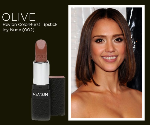 Icy Nude (perfect nude for olive skin)