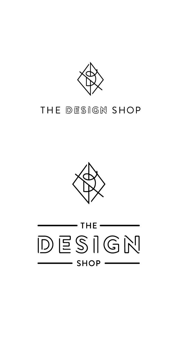 The Design Shop / branding / logo