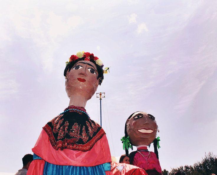 Oh! Frida🌸🌹🌻 (en Feria Rural Chapingo)