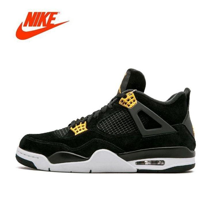 <b>Original New Arrival</b> Authentic <b>Nike</b> Air Jordan 4 Royalty AJ4 ...