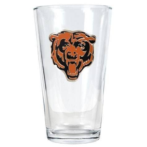Chicago Bears 16oz Pint Glass