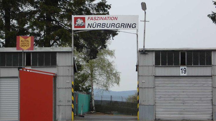 1ο χέρι: Προσκύνημα στο Nürburgring