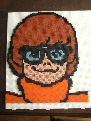 Sccoby- Doo Velma hama perler by marmotte88130