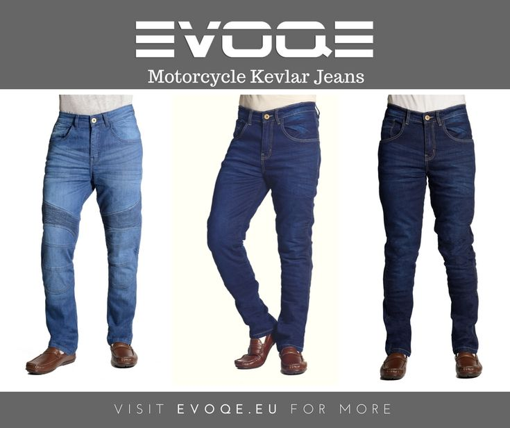 Whether you commute to work or travel to different places, our casual motorcycle denim Kevlar jeans are a perfect choice. CE approved Forcefield armours come as standard with these jeans which provide impact protection. https://loom.ly/4zchGYs